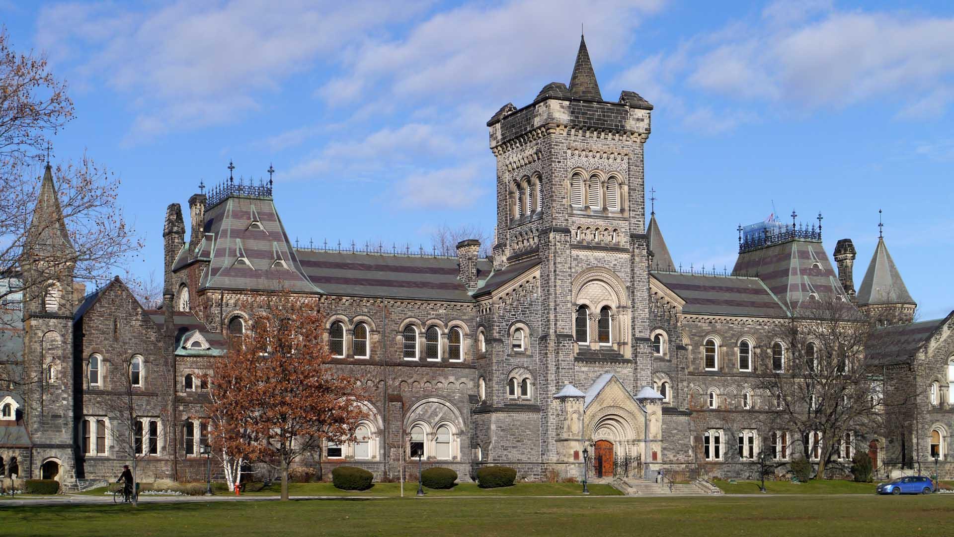 CISdesk Top 10 Universities in Canada